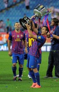 Pedro yg di final mencetak 2 Gol